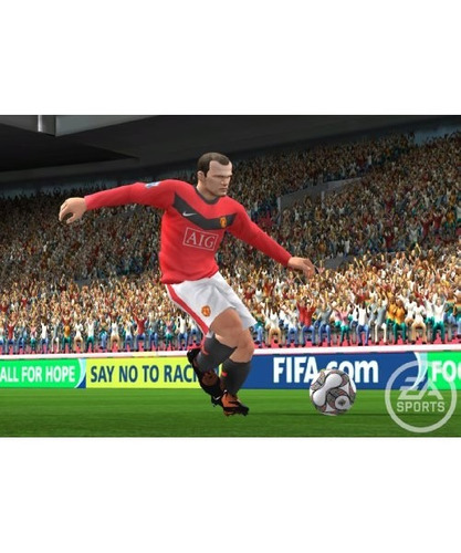 fifa soccer 10 - nintendo wii