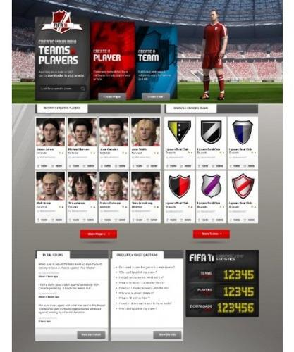 fifa soccer 11 - xbox 360