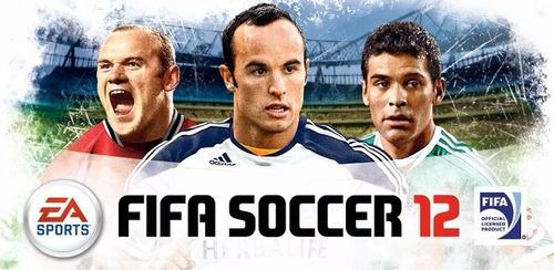 fifa soccer 12 juego en disco físico ps3 con garantía