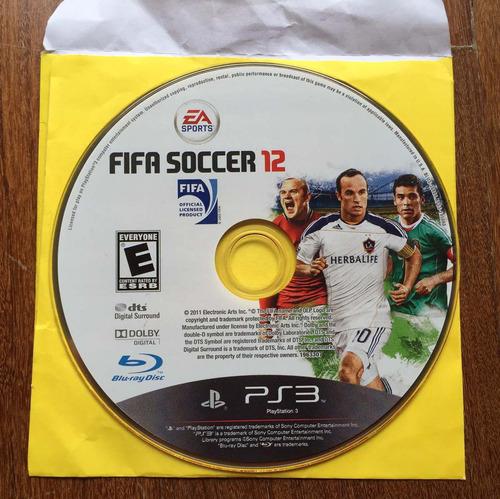 fifa soccer 12 - ps3 - en