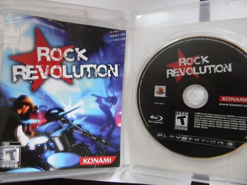 fifa soccer 13 + rock revolution originales en perfecto esta