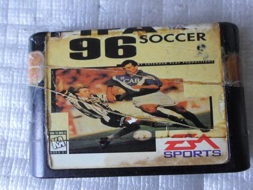 fifa soccer 96 para mega drive