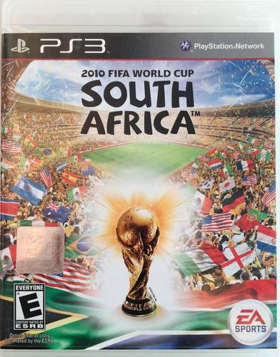 fifa south africa ps3 (disco físico) *excelente estado*
