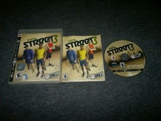 fifa street 3 completo para play station 3,excelente titulo