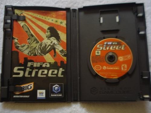 fifa street nintendo gamecube y wii