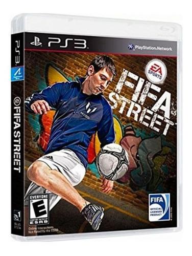fifa street para ps3 d3 gamers (en d3 gamers)
