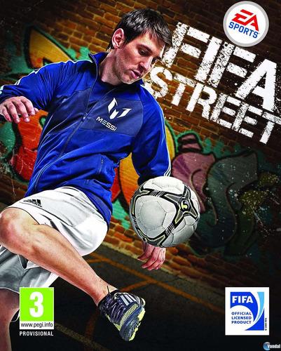 fifa street ps3 formato digital original completo descargalo