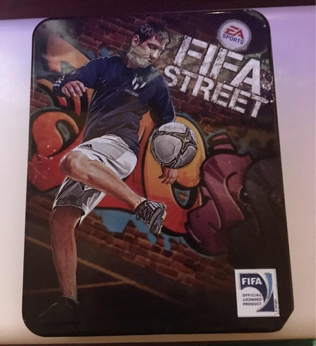 fifa street ps3 playstation fifa