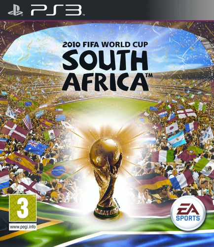 fifa world cup south africa ps3