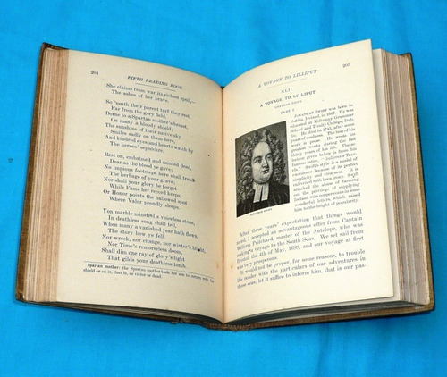 fifth reading book columbus vlymen shakespeare cervantes