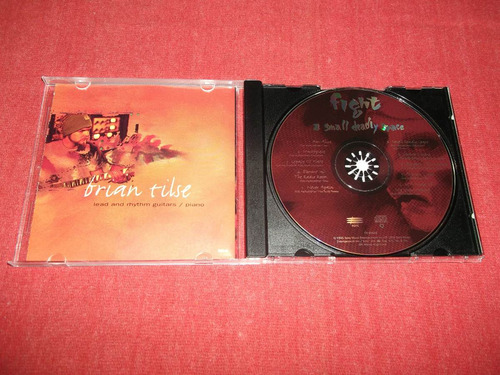 fight - a small deadly space cd usa ed 1995 mdisk