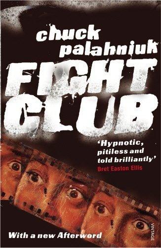 fight club - chuck palahniuk - vintage