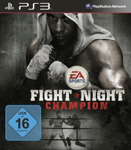fight night champion ps3 boxeo