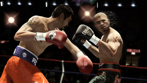 fight night champion +regalo jetpack juego ps3 playstation 3