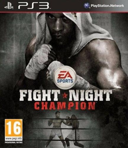 fight night champions ## ps3 ## oferta - liquidacion ##