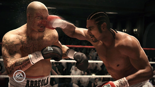 fight night game ps3