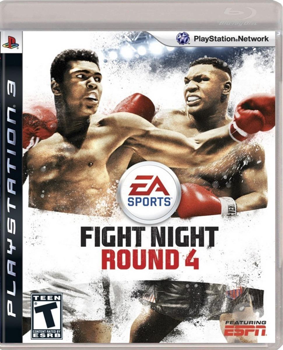 FIGHT NIGHT ROUND 4 SEMINUEVO