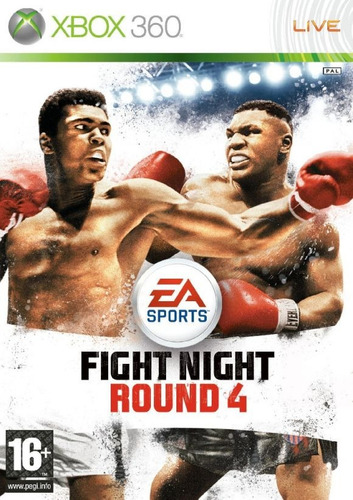 fight night round 4 x360