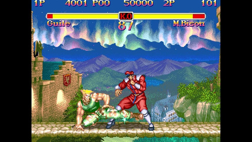 fighter juego street