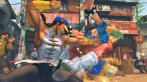 fighter para street