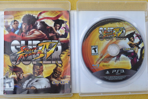 fighter ps3 street