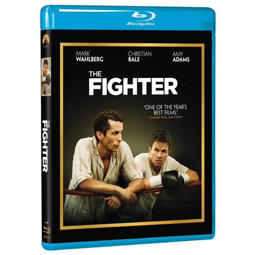 fighter, the [blu-ray + dvd]
