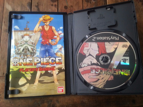 fighting for one piece ps2 (jp)- envio gratis
