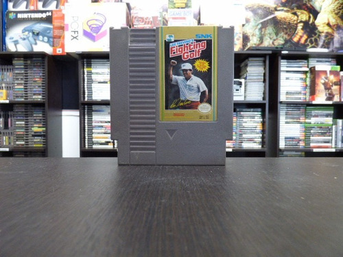fighting golf nintendo nes zonagamz