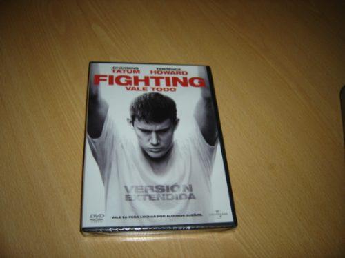 fighting vale todo dvd nuevo cerrado accion marciales tatum