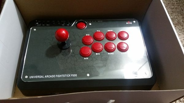 Fightstick F500 Pc Switch Ps4 Xbox One Android 360 Ps3