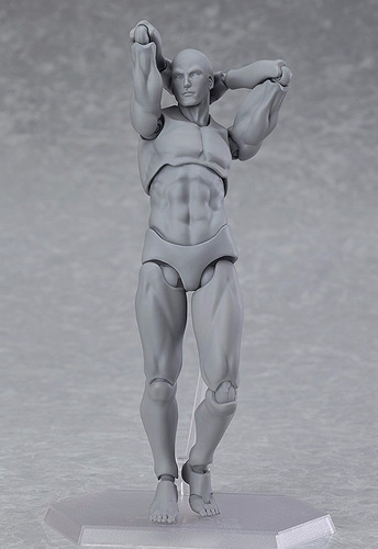 figma 003 archetype he gray color ver.