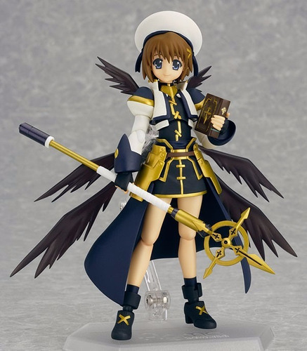 figma 188 hayate yagami: the movie 2nd a's