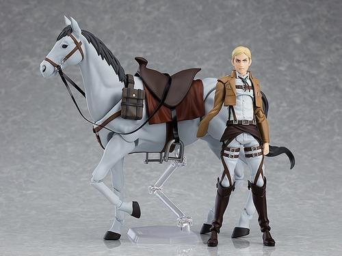 figma erwin smith incluye caballo