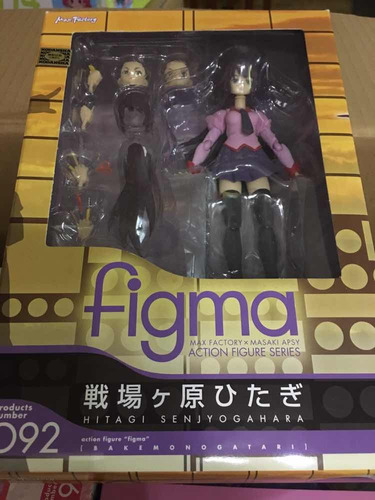 figma hitagi senjyogahara - bakemonogatari