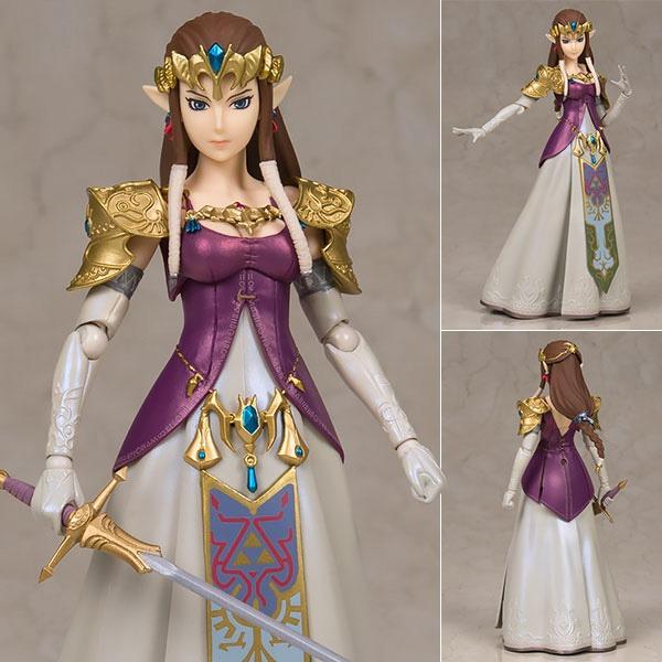 Figma the legend of zelda twilight princess zelda - La princesse zelda ...