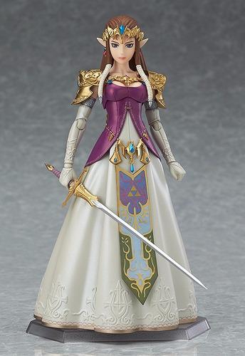 figma zelda y link dx : twilight princess sellados