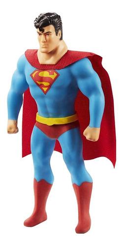 figura 25cm stretch gigante elástico superman dc ref. 06811