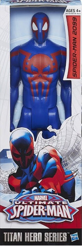 figura 30 cm spiderman 2099 titan hero series hasbro