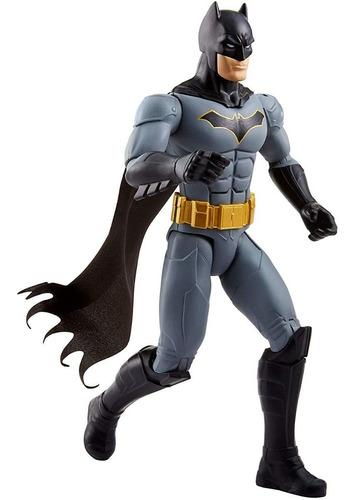 figura 30cm batman missions  fvm70 liga de la justicia
