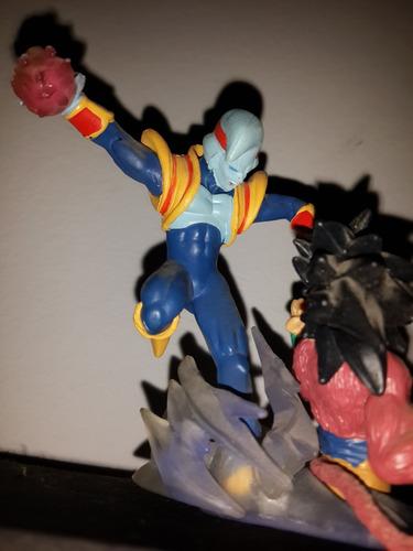 figura acción dragon ball