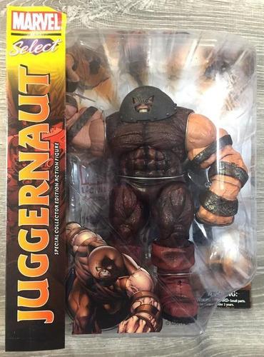 figura acción juggernaut - xmen
