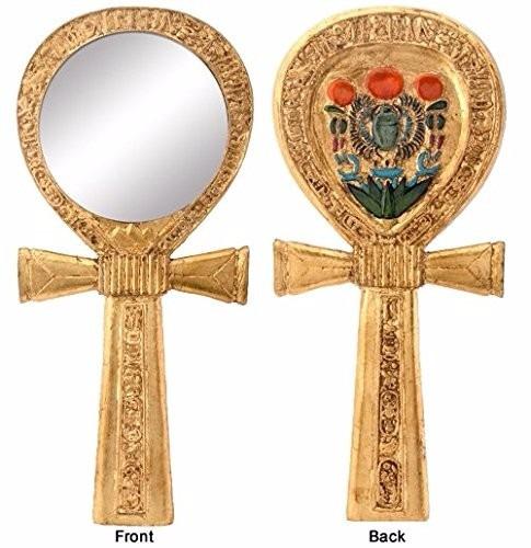 figura ankh egipcia espejo de coleccion bakhelmet sp