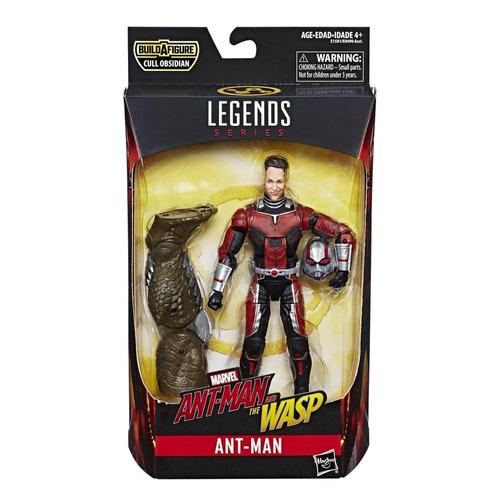 figura ant man 6 pulgadas avengers marvel
