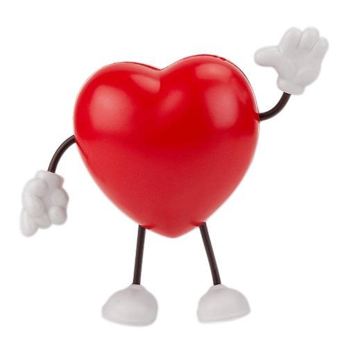 figura anti-stress corazón solo de mayoreo