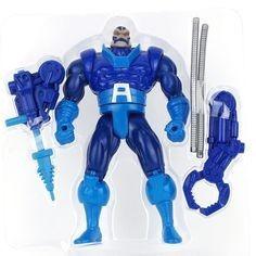 figura apocalipsis toy biz de los 90 marvel todavía en caja