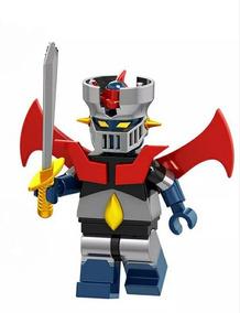 Figura Armable Legoe Mazinger Z Alternativo Nuevo