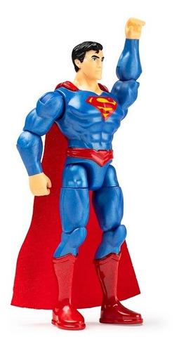 figura articulada 30 cm flash superman dc 68700 educando