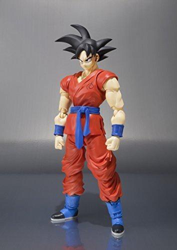 figura bandai figuarts god super saiyan goku dragon ball z