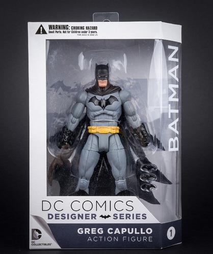 figura batman dc colleccionable  dc comics  6  (15,3 cm)