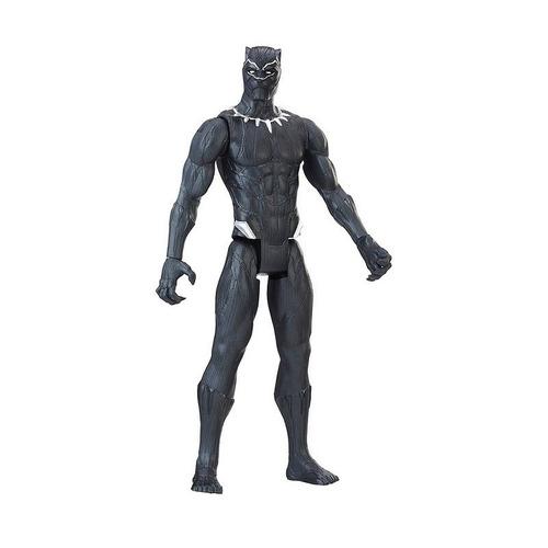 figura  black panther titán avengers original hasbro e0869